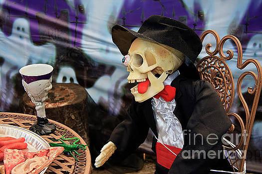 Jill Lang - Halloween Bridegroom