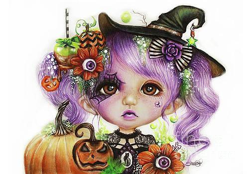 Halloween Hannah - MunchkinZ Character  by Sheena Pike