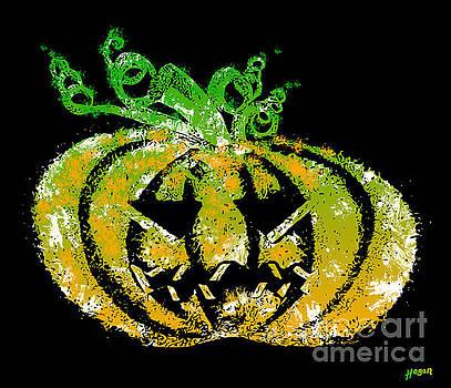 Alan Hogan - Halloween Pumpkin