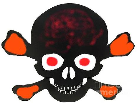Dale Powell - Halloween Skull