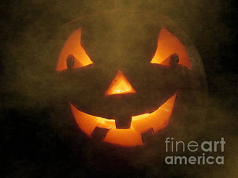 Halloween Welcome by Martin Howard