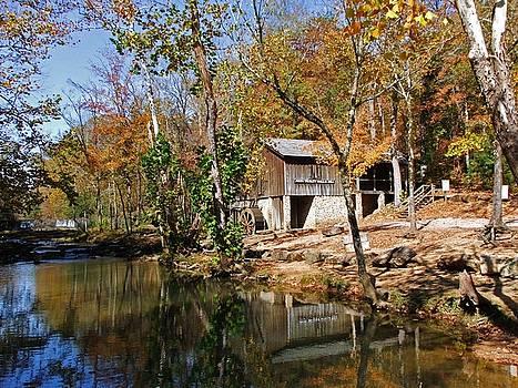 Hall's Mill by Rick Davis