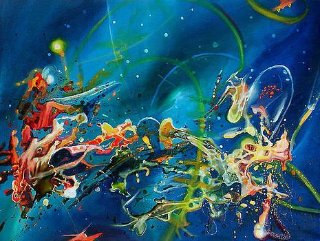 Hallucination by Leonard Aitken