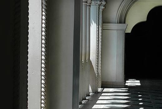Hallway by Dan Holm
