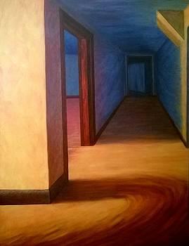 Hallway by Joann Renner
