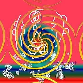 Rizwana A Mundewadi - Halu Healing