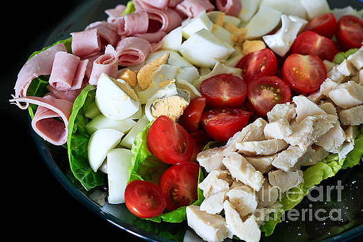 Ham Cobb Salad by Tracy Hall