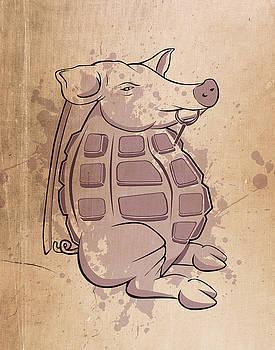 Ham-grenade by Joe Dragt