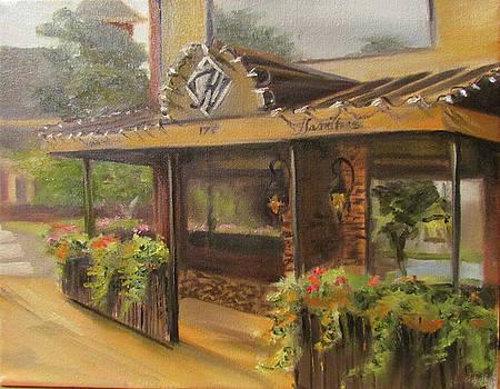 Hamilton's Restaurant by Jill Holt