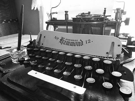 Hammond No 12 by Caryl J Bohn