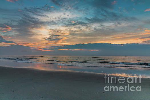 Hampton Beach by Mim White