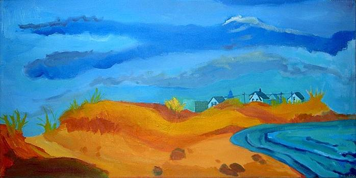 Hampton Dunes by Debra Bretton Robinson