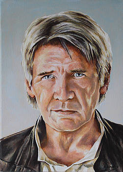 Han Solo tribute by Andy Lloyd