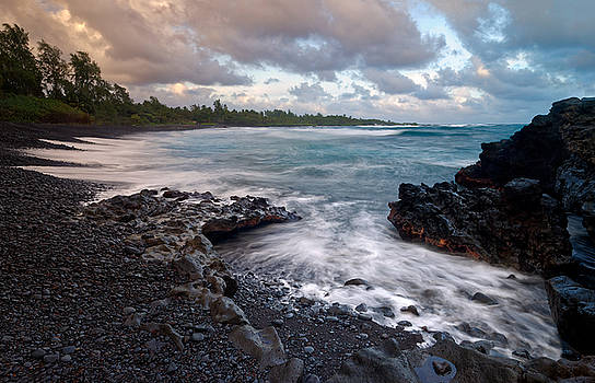 Maui - Hana Bay by Francesco Emanuele Carucci