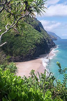 Brian Harig - Hanakapiai Beach - Kalalau Trail - Kauai Hawaii