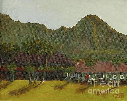 Hanalei by Laura Toth