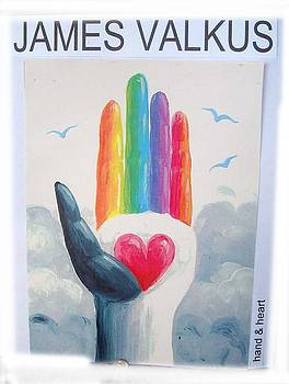 Hand And Heart by James  Valkus