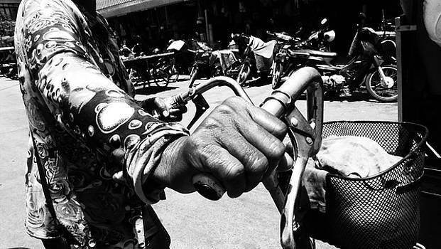 Hand Bike by Timothy Leonard