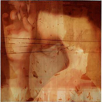 Hand Hiding by Andrea Barbieri