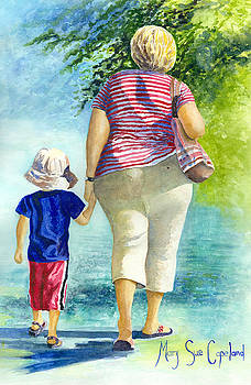 Hand in Hand by Mary Sue Copeland