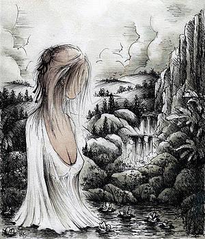 Hand Maiden of God by Rachel Christine Nowicki