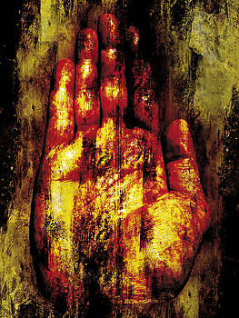 Hand of fate by Guy Jean Genevier