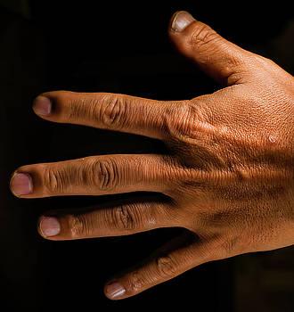 Hand Of Men by Hyuntae Kim
