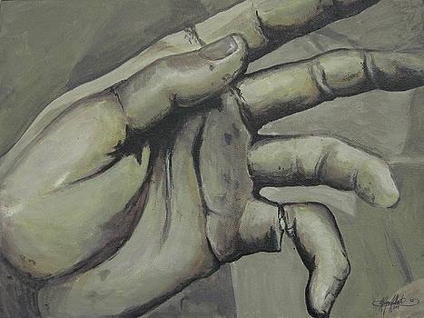Hand Open by Kalynn Kallweit
