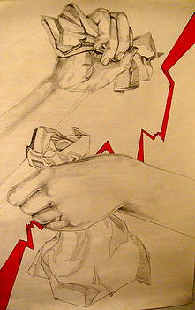 Hand Study by Neil Grotzinger