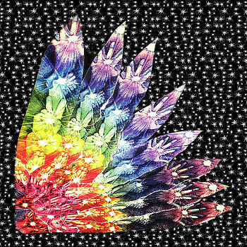 Hand Totem Wing by Kym Nicolas
