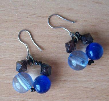 handmade Earrings by Larisa M