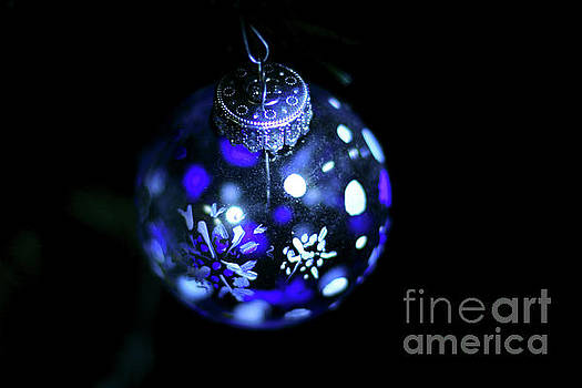 Handpainted Ornament 003 by Joseph A Langley