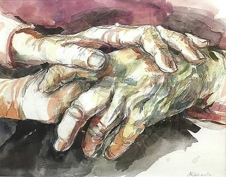 Hands by Abbie Rabinowitz