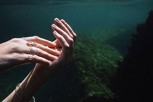 Hands by Gemma Silvestre
