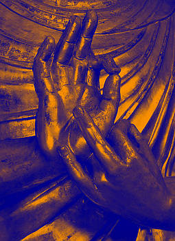 Bliss Of Art - Hands of Buddha