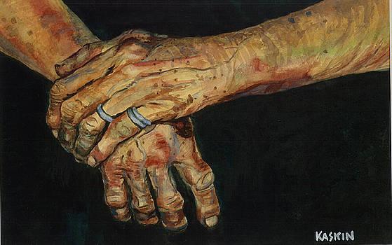 Bradley Kaskin - Hands tell a Story