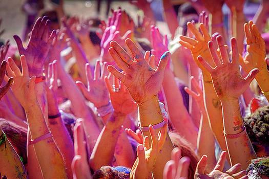 Hands Up by Okan YILMAZ