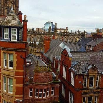 Hands Up Who Knows Which Uk City This by Dante Harker