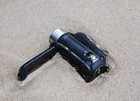 Handy Cam or Sandy Cam by Alex Hardie