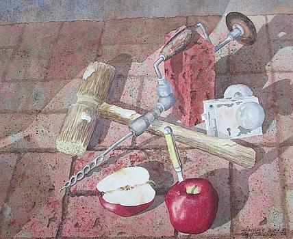 Handyman's Snack II by Tony Caviston