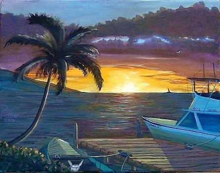 Hang Loose Harbor by Ryan Williams