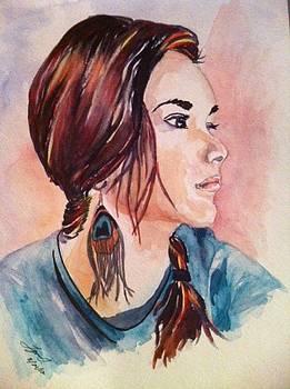 Hannah by Lynn Takacs