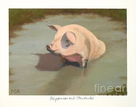 Happiness and Standards by Phyllis Andrews