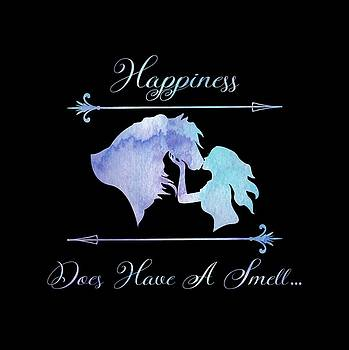 Happiness Does Have A Smell by Jamie Mammano