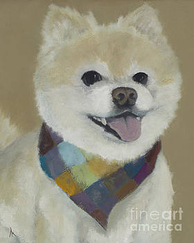 Happiness is... Bailey by Alyson Kinkade