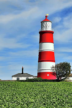 Happisburgh Lighthouse by Andy Griffiths