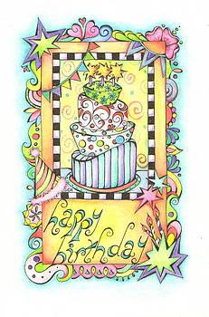 Happy Birthday by Adrienne Allen