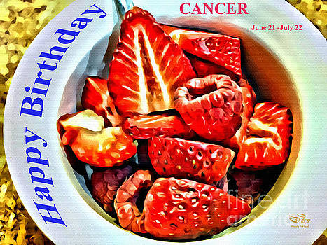 Happy Birthday Cancer by Beauty For God