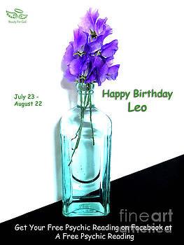 Happy Birthday Leo by Beauty For God