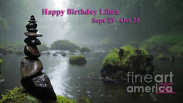 Happy Birthday Libra by Beauty For God